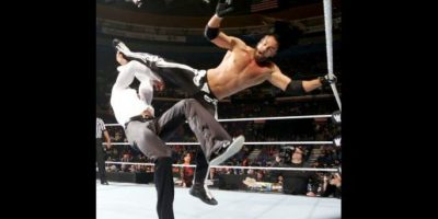 Justin Gabriel Foto:WWE