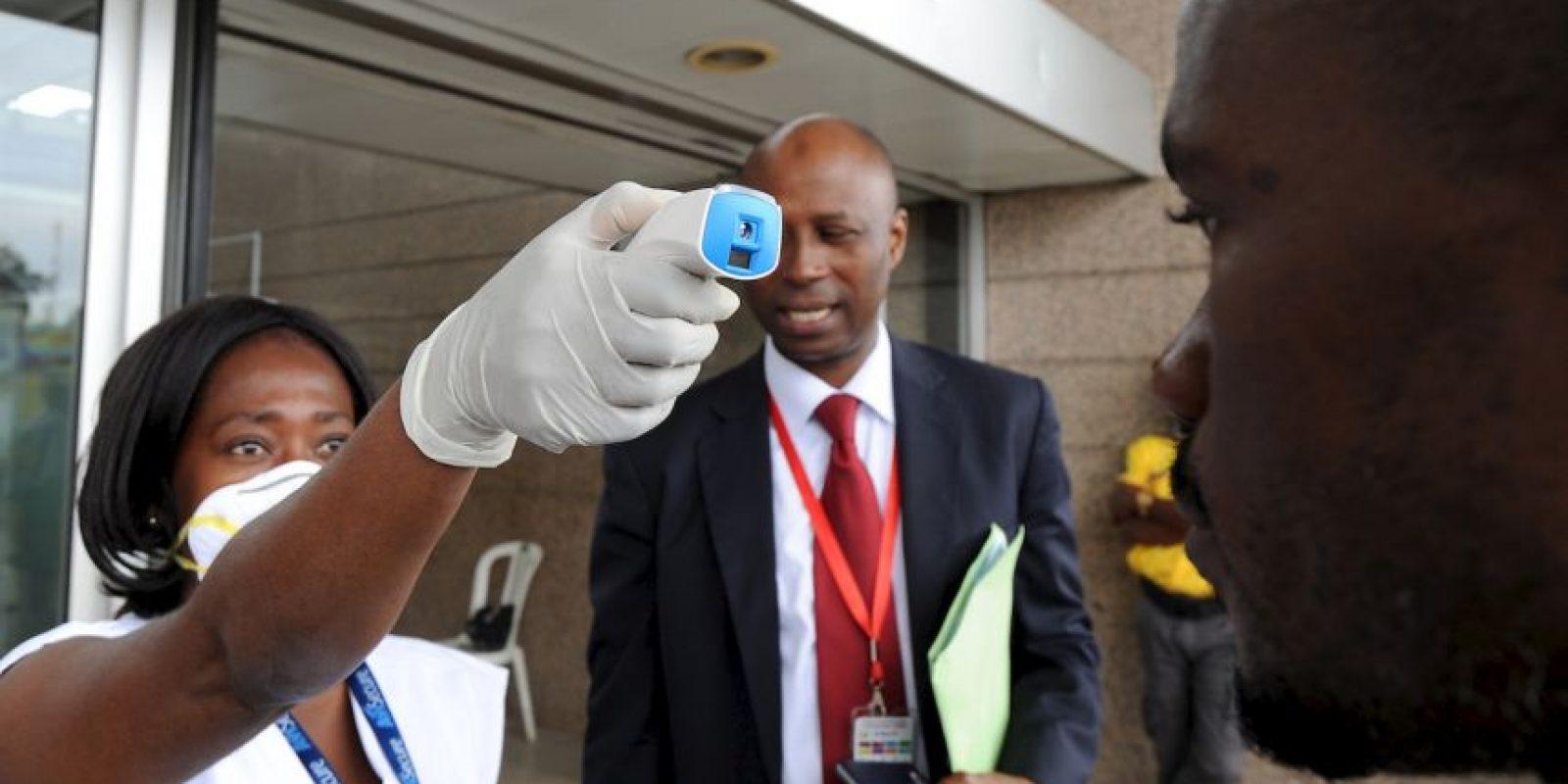 3. Los países más afectados por el brote son Sierra Leona, Guinea y Liberia. Foto:AFP