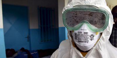 """12. La OMS expone que las personas se contagian del virus al tener """"contacto estrecho con órganos, sangre, secreciones u otros líquidos corporales de animales infectados"""". Foto:AFP"""