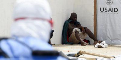 8. Según la OMS, el Ébola tiene una tasa de mortalidad de un 90%. Foto:AFP