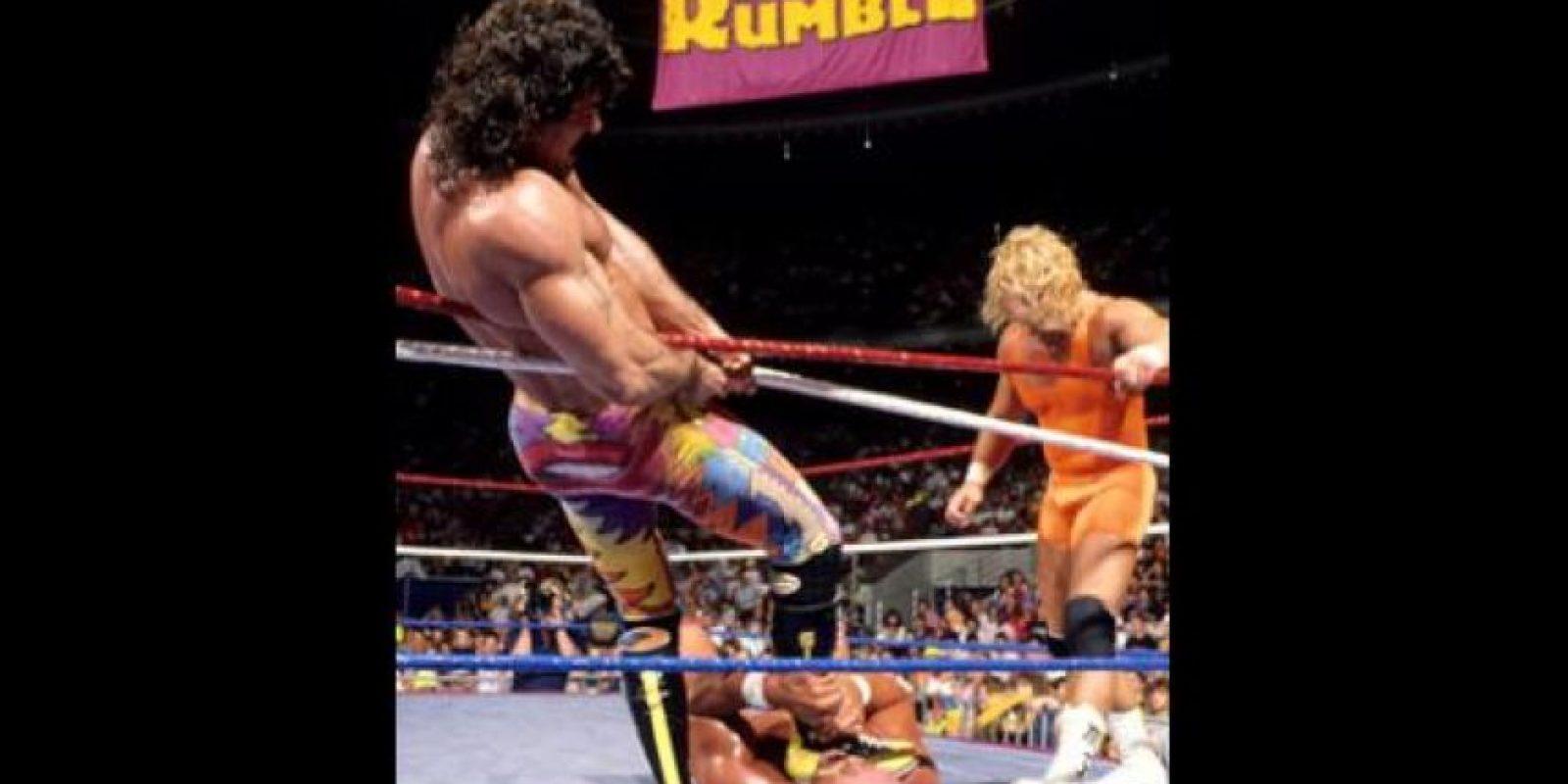 Sr. Perfecto (1990) Foto:WWE