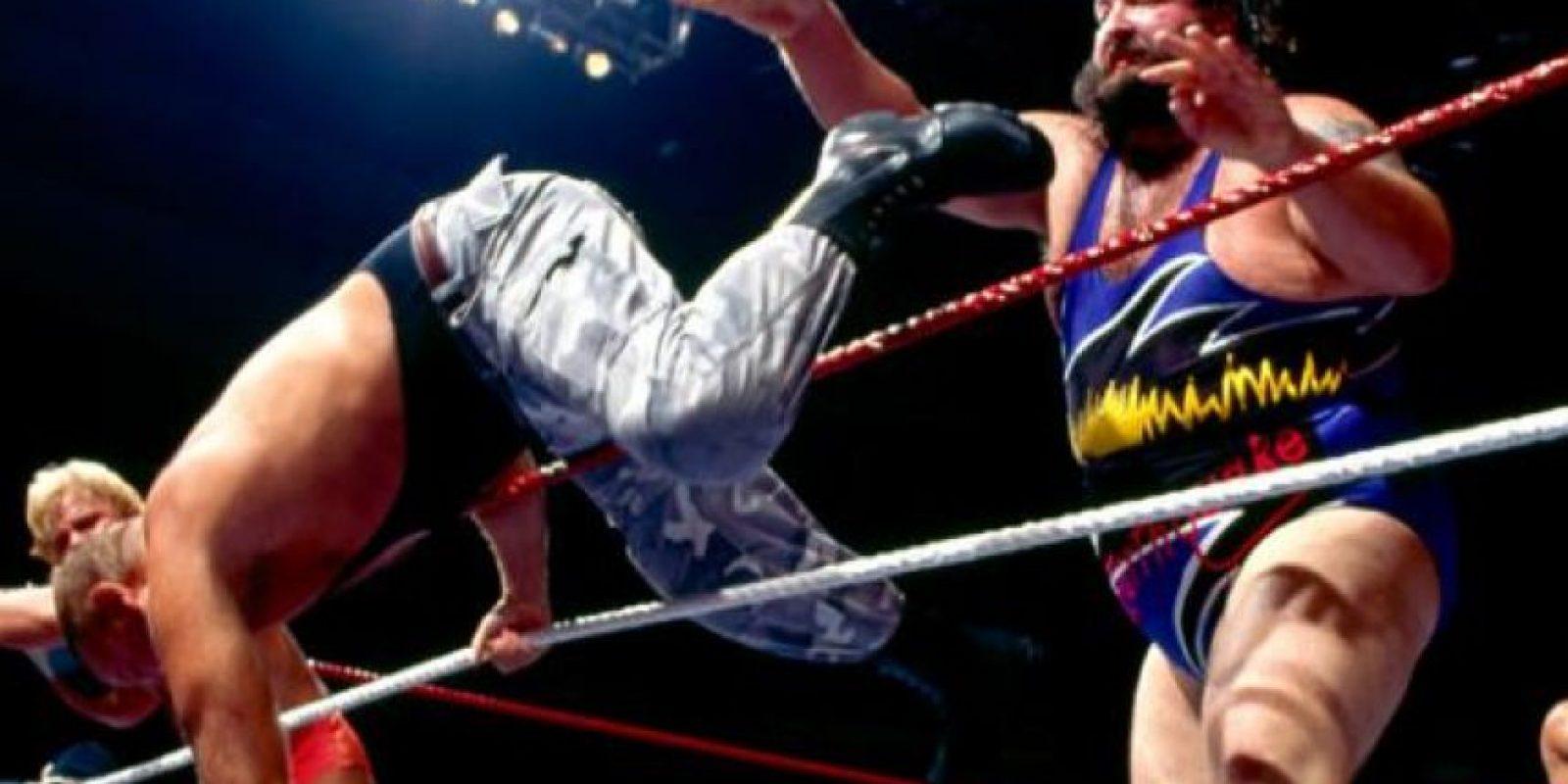 Earthquake (1991) Foto:WWE
