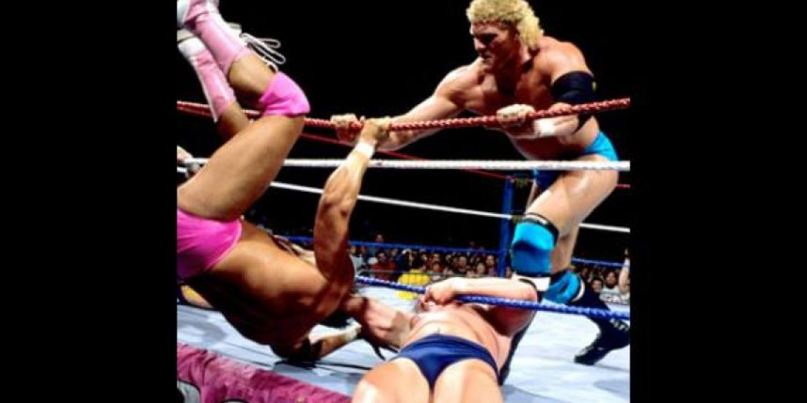 Sid Justice (1992) Foto:WWE