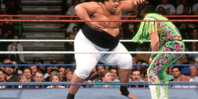 """Macho Man"" Randy Savage (1993) Foto:WWE"