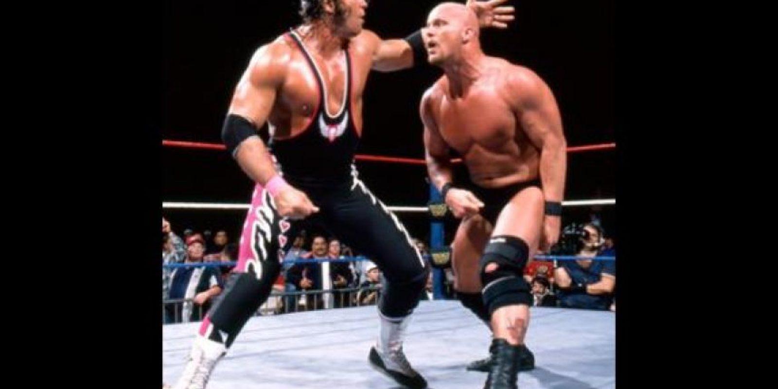 Bret Hart (1997) Foto:WWE