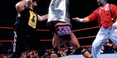 The Rock (1998) Foto:WWE