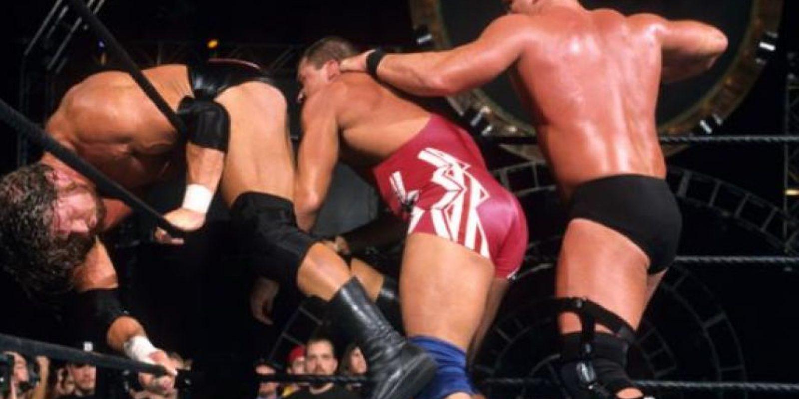 Kurt Angle (2002) Foto:WWE