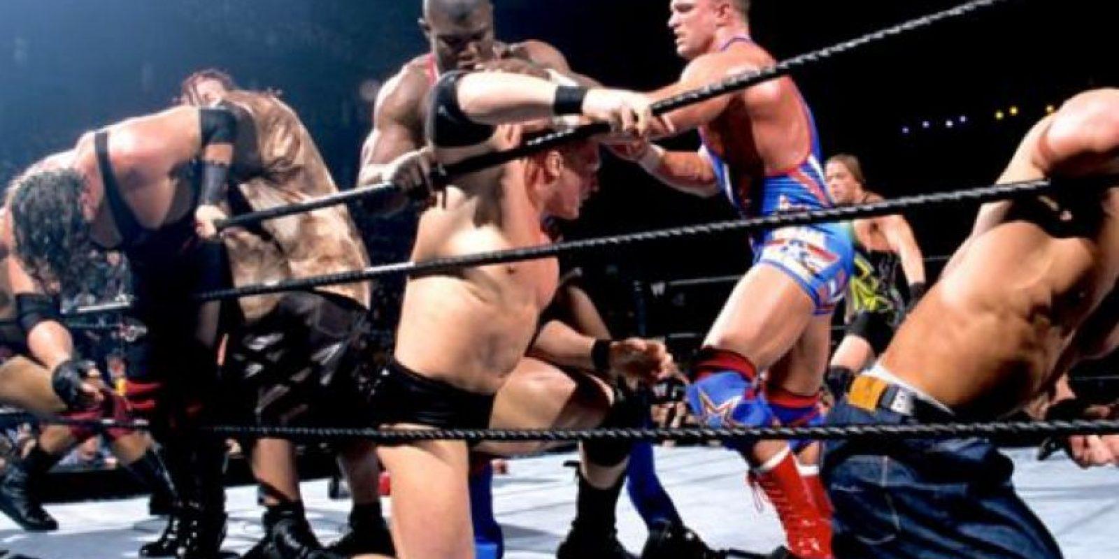 The Undertaker (2003) Foto:WWE