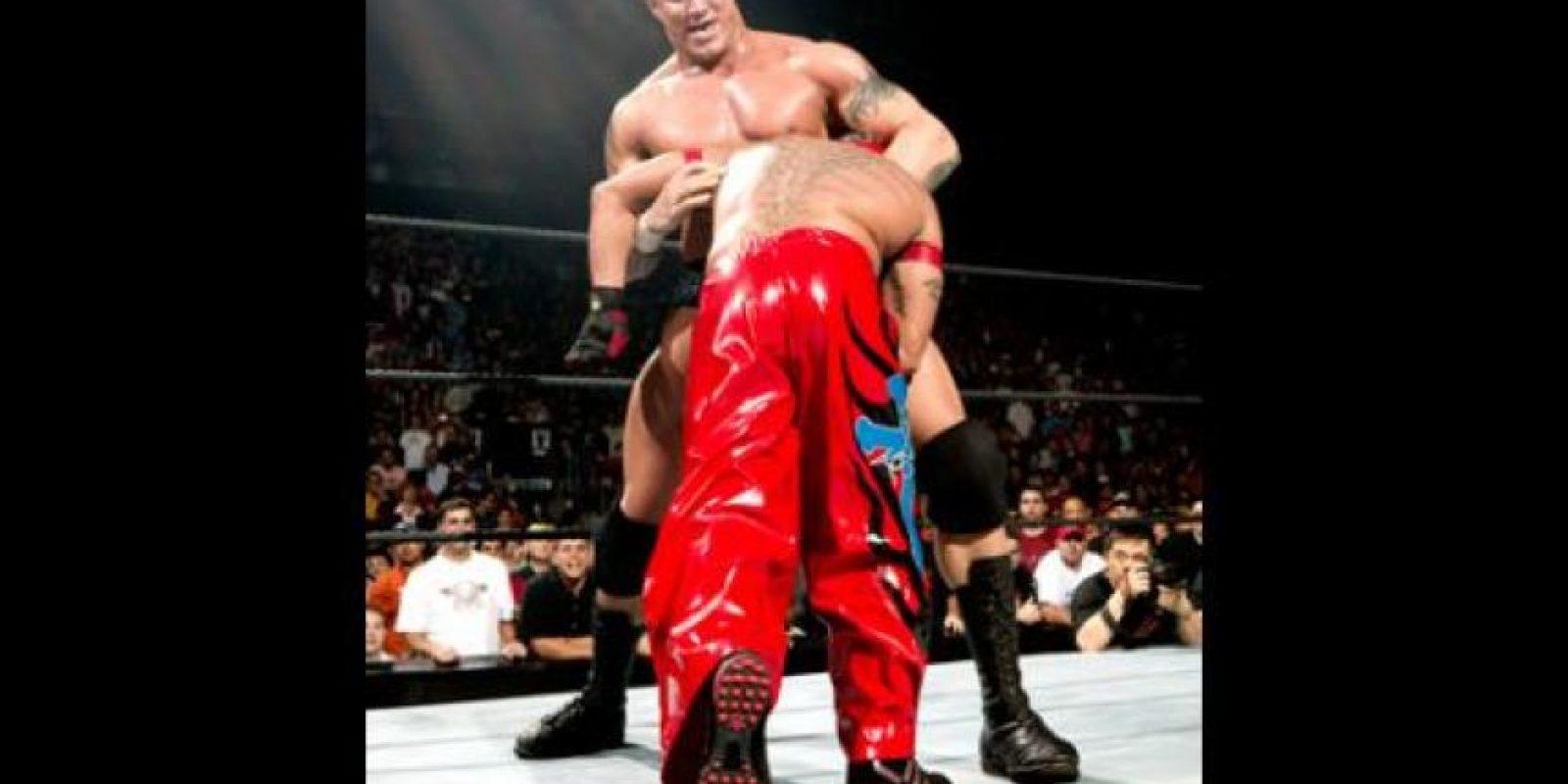 Randy Orton (2006) Foto:WWE