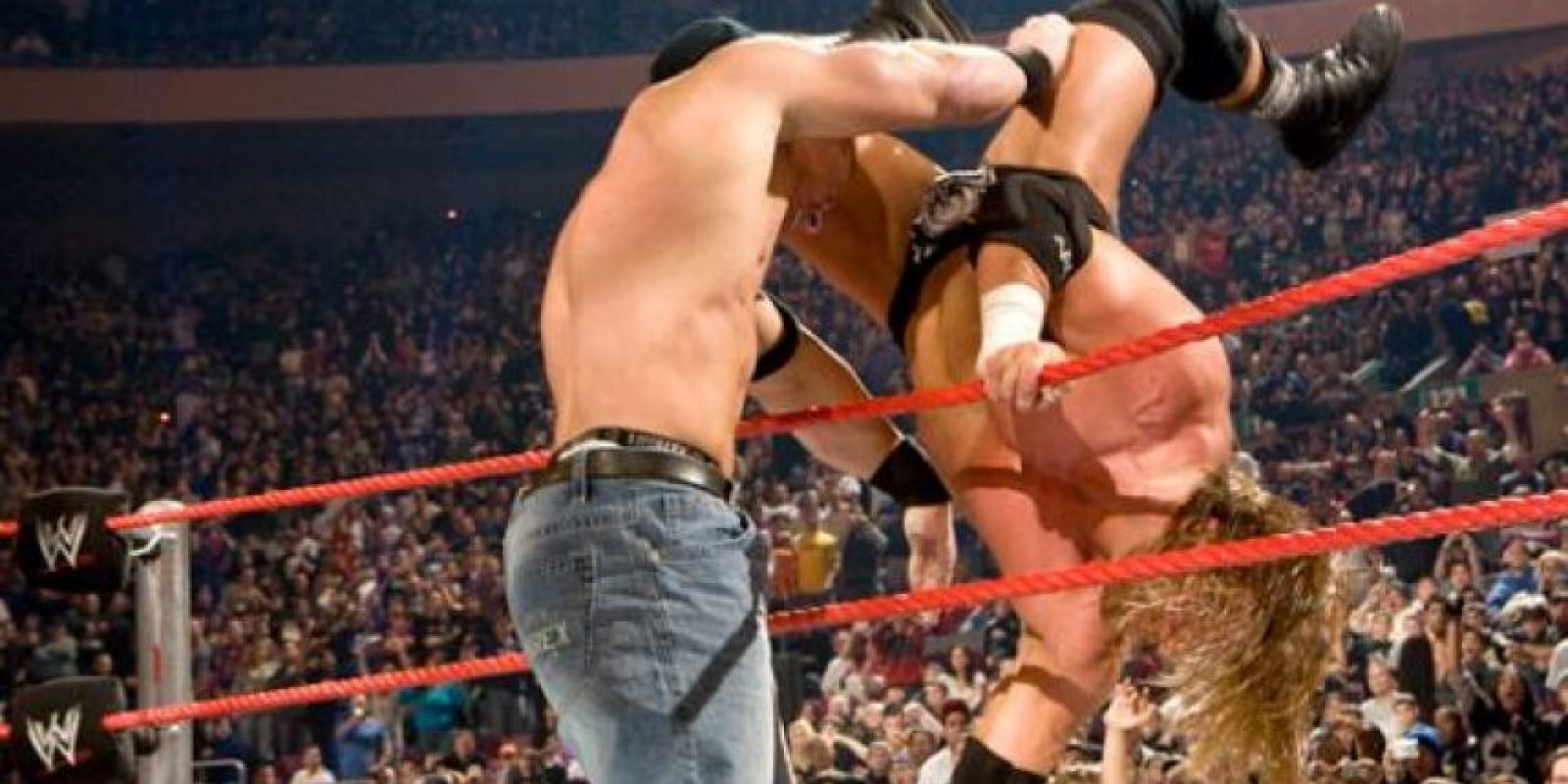 Triple H (2008) Foto:WWE