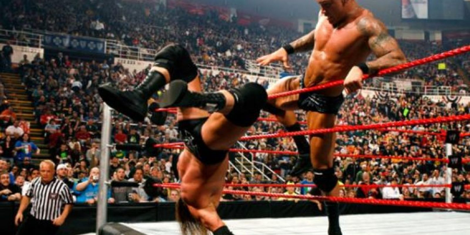 Triple H (2009) Foto:WWE