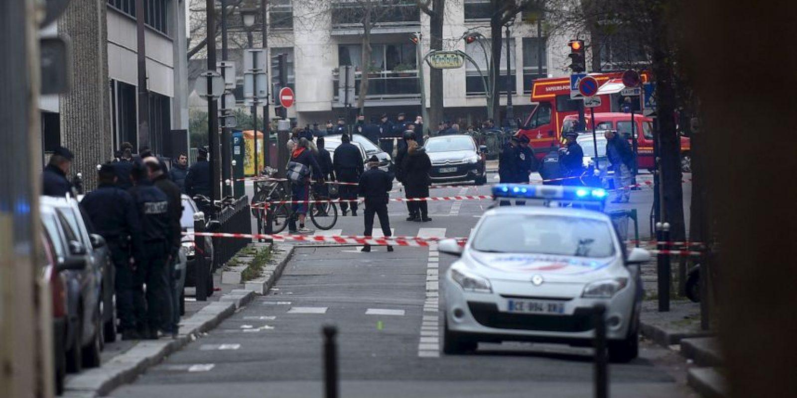 Miembros de ISIS perpetraron hace dos semanas los atentados en París, Francia. Foto:Getty