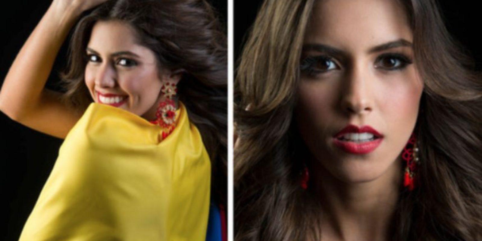 """Paulina Vega ocupa el primer lugar en casas de apuestas como """"Sky Bet"""" y """"Oddschecker"""" Foto:Miss Universe"""