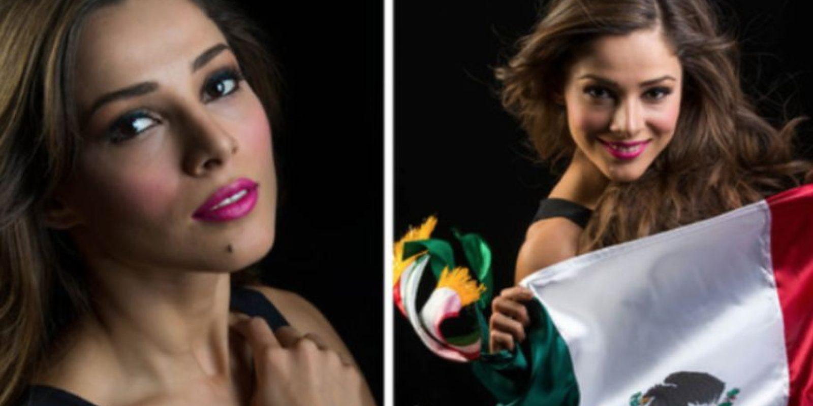 Josselyn Garciglia Foto:Miss Universe