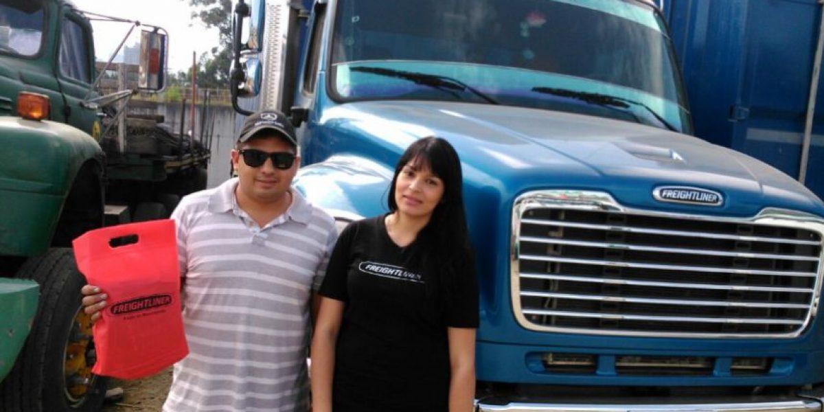 """Freightliner y su campaña """"Compañeros en la Vía"""""""