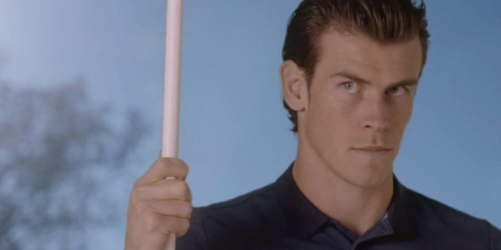 Gareth Bale debe dejar de jugar golf. Foto:TURISMOMADRID