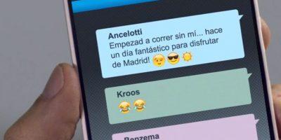Ancelotti los llamó como un juego. Foto:TURISMOMADRID