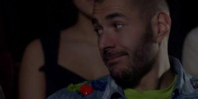 Karim Benzema se entretenía con el flamenco. Foto:TURISMOMADRID