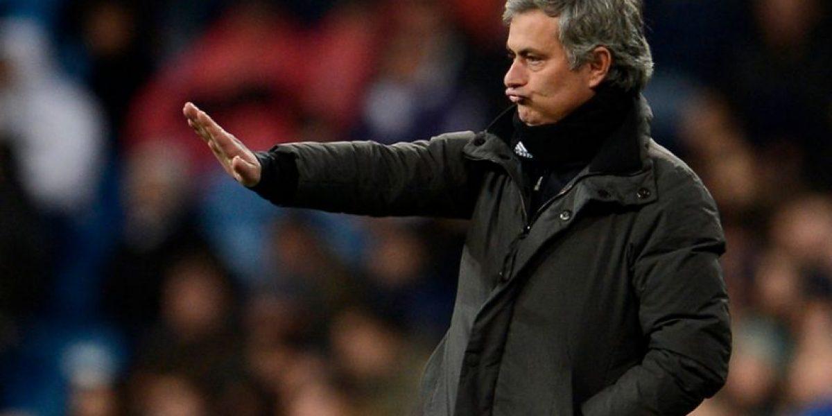Mourinho habló y le