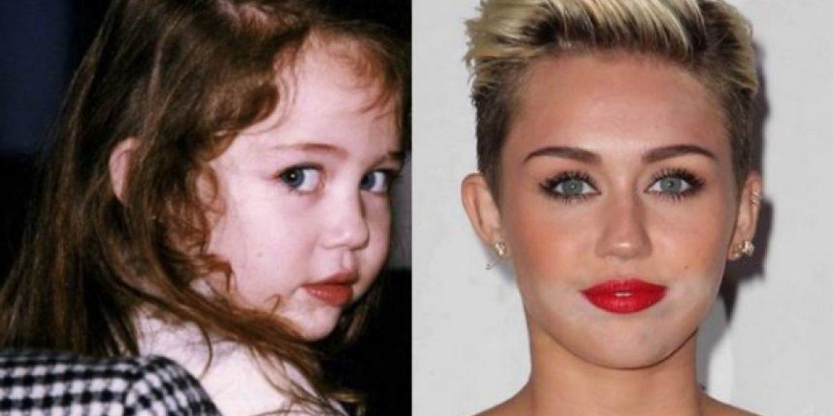Fotos: Así eran estas celebridades cuando bebés