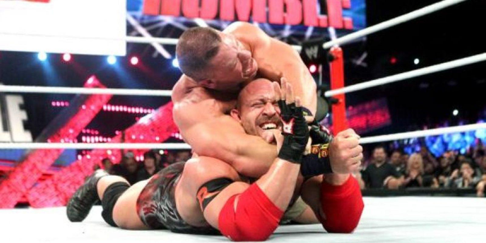 Ryback (2013) Foto:WWE