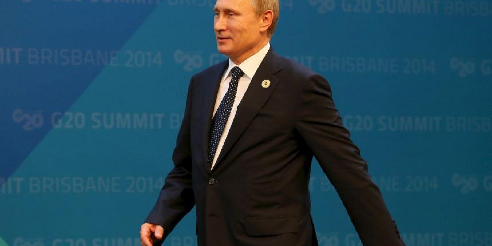 Vladimir Putin, Presidente de Rusia Foto:Getty Images