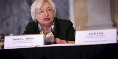 Janet Yellen, Titular de la Reserva Federal de Estados Unidos Foto: Getty Images