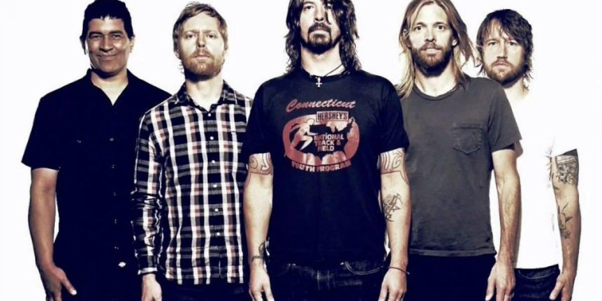 Fans de Foo Fighters en Colombia convocan un