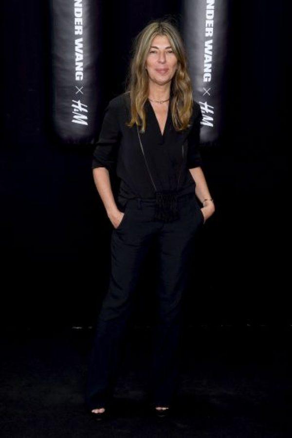 Nacida en Barranquilla, Colombia, es editora de la revista Marie Claire y fue jurado del Project Runway. Foto:Getty Images