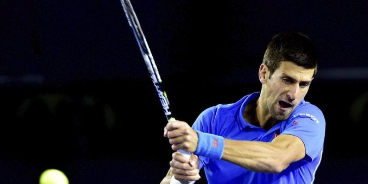 Djokovic vence a Muller y se planta en cuartos sin ceder un set