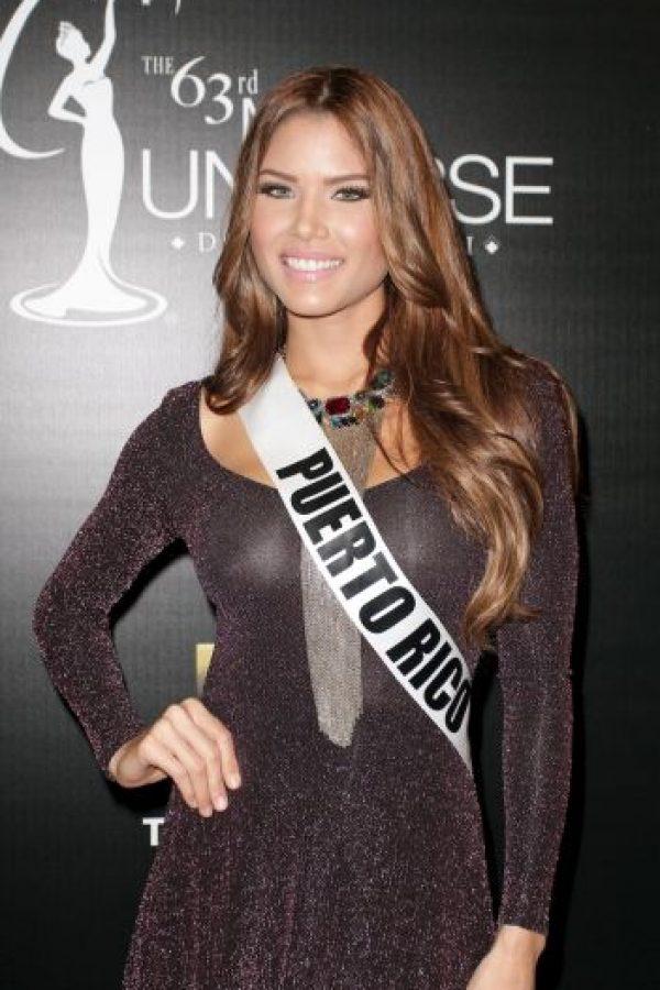 Miss Puerto Rico – Gabriela Berrios Foto:Getty Images