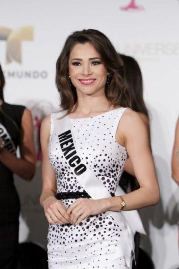 Miss México – Josselyn Garciglia Foto:Getty Images