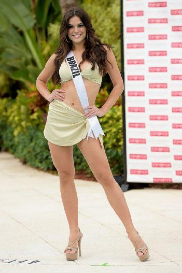 Miss Brasil – Melissa Gurgel Foto:Getty Images