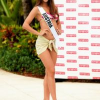 Miss Austria – Julia Furdea Foto:Getty Images