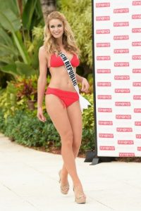 Miss República Checa – Gabriela Frankova Foto:Getty Images
