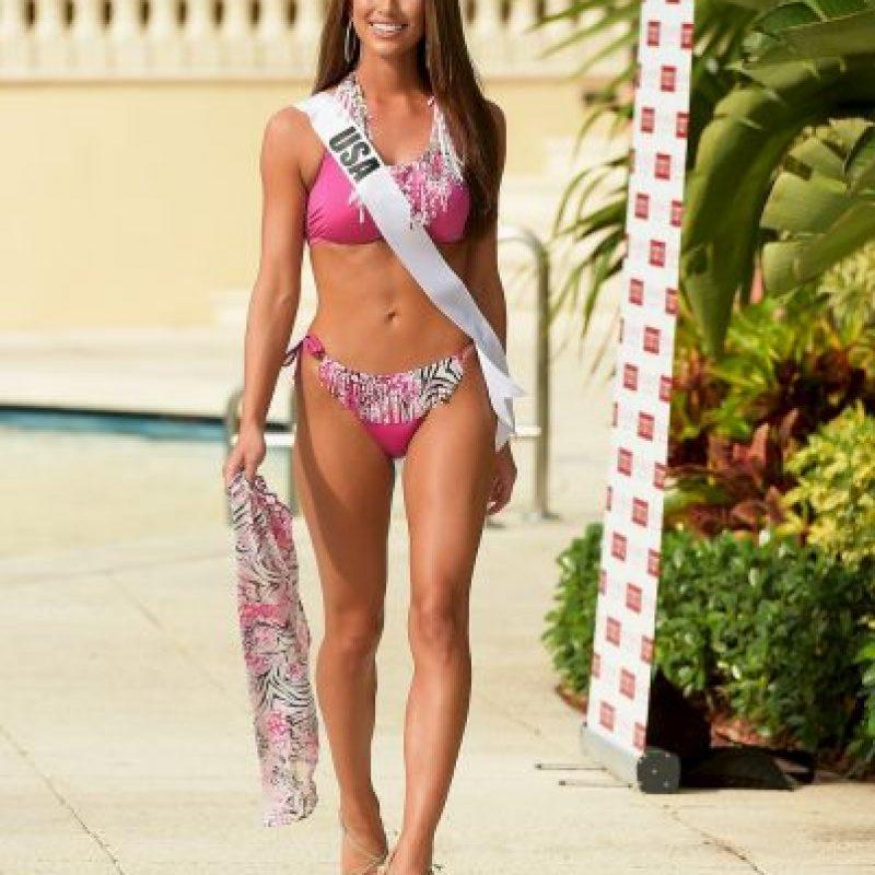 Miss Estados Unidos – Nia Sanchez Foto:Getty Images