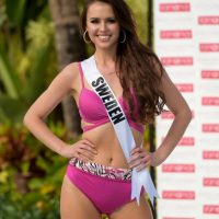 Miss Suecia – Camilla Hansson Foto:Getty Images