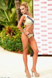 Miss Honduras – Gabriela Ordonez Foto:Getty Images