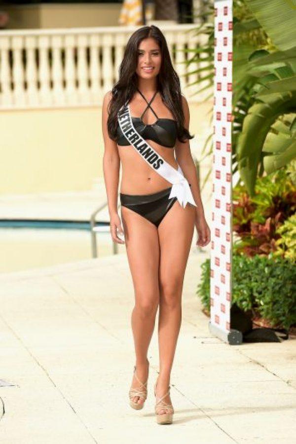Yasmin Verheijen, Miss Países Bajos Foto:Getty Images
