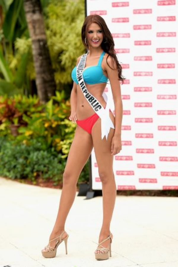 Miss República Dominicana – Kimberly Castillo Foto: Getty Images