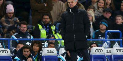 Le lleva cinco puntos al Manchester City Foto:Getty