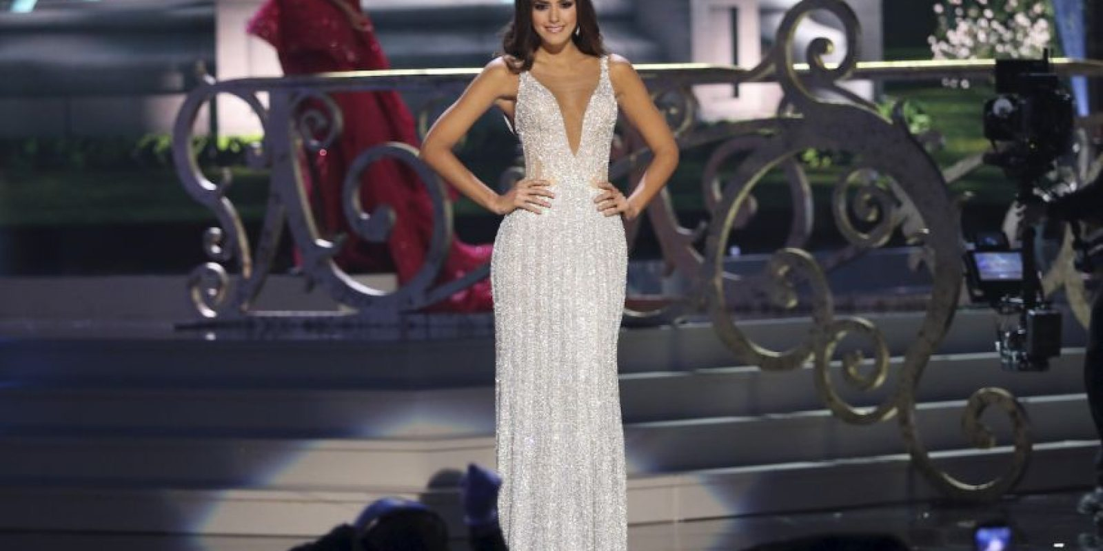 Paulina Vega, Miss Colombia Foto:Getty Images