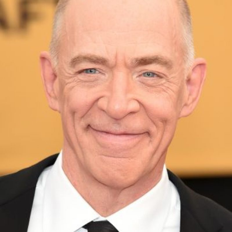 "J.K. Simmons ganó como Mejor actor de reparto por ""Whiplash"" Foto: Getty Images"