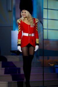 Grace Levy, Miss Gran Bretaña Foto:AP