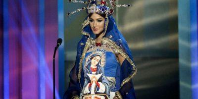 Kimberly Castillo, Miss República Dominicana Foto:AP