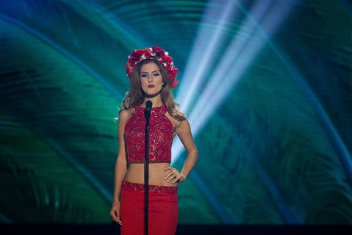 Andjelka Tomasevic, Miss Serbia Foto:AP