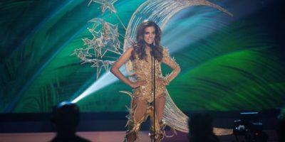 Rathi Menon, Miss Singapur Foto:AP