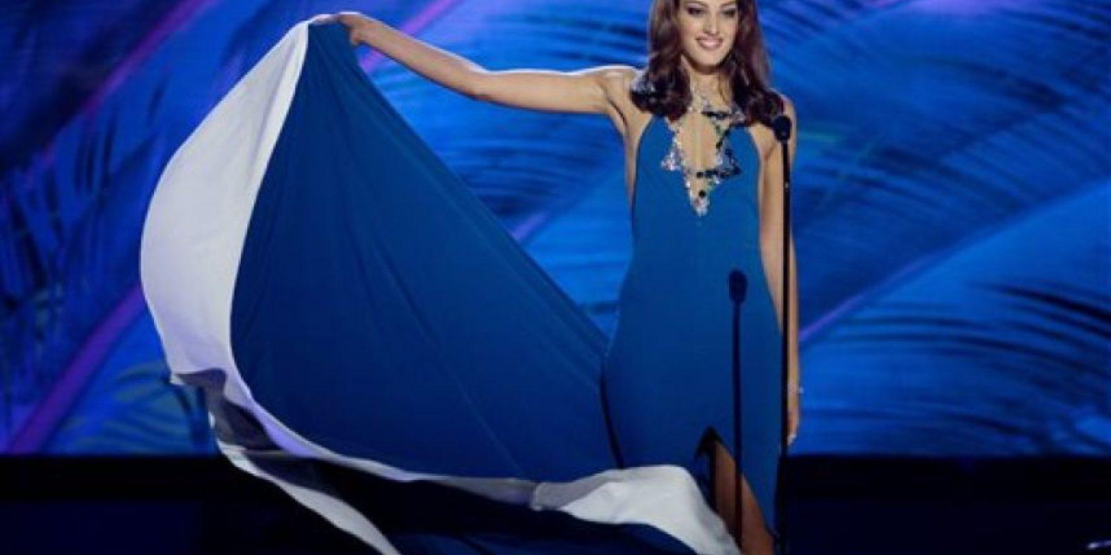Doron Matalon, Miss Israel Foto:AP