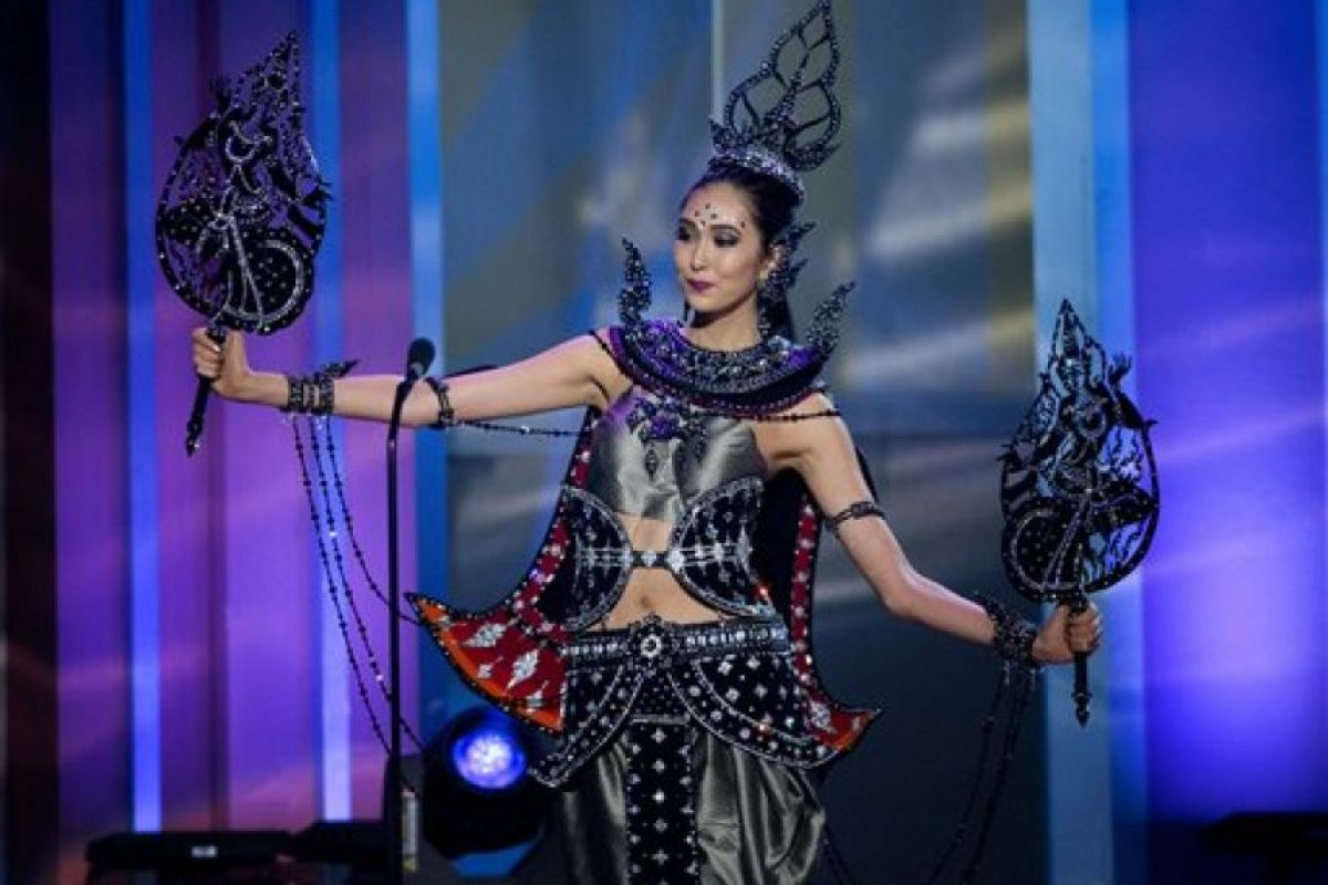 Pimbongkod Chankaew, Miss Tailandia Foto:AP