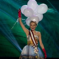 Josefin Donat, Miss Alemania Foto:AP